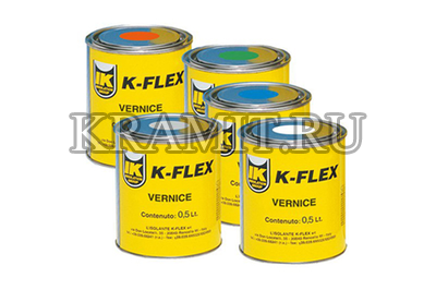 Краска K-FINISH 2.5 lt grey